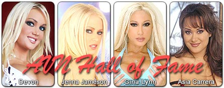 AVN Hall of Fame
