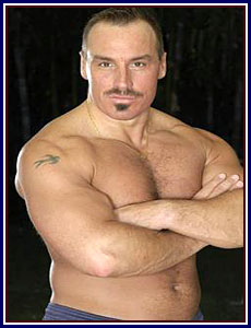 Porn Star Alberto Rey