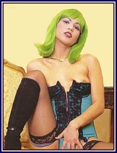 Porn Star Josephine