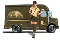 Click here to track your UPS packages