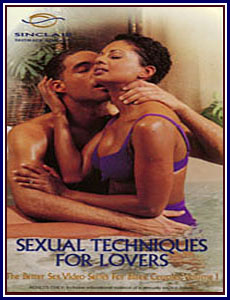 Better Sex Video Series For Black Couples Porn DVD