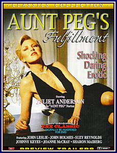 Aunt Peg's Fulfillment Porn DVD