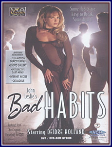 Bad Habits Porn DVD