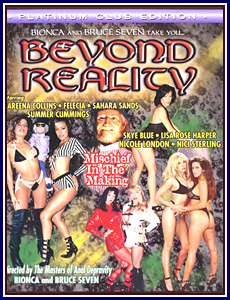 Beyond Reality Porn DVD