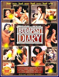Budapest Diary Porn DVD