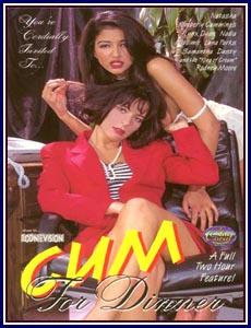 Cum for Dinner Porn DVD