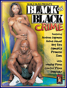 Black On Black Crime Porn DVD