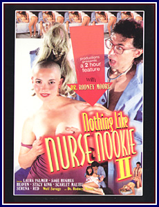 Nothing Like Nurse Nookie 2 Porn DVD