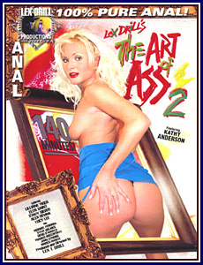 Art of Ass 2 Porn DVD