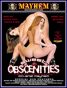 Sweet Obscenities Porn DVD