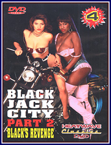 Black Jack City 2 Porn DVD