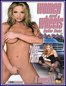 Women and Wheels 2 Porn DVD
