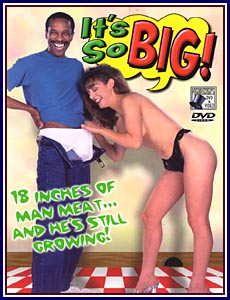 It's So Big Porn DVD