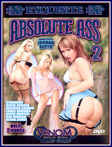 Absolute Ass 2 Porn DVD
