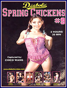 Spring Chickens 9 Porn DVD