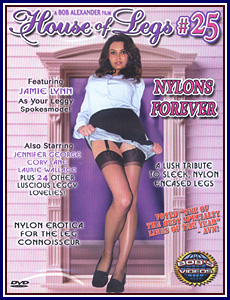 House of Legs 25 Porn DVD