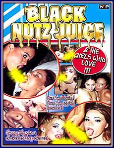 Black Nutz Juice Porn DVD