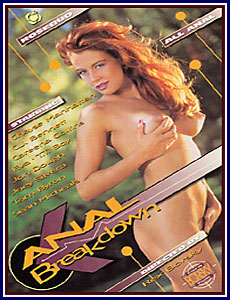 Anal Breakdown Porn DVD