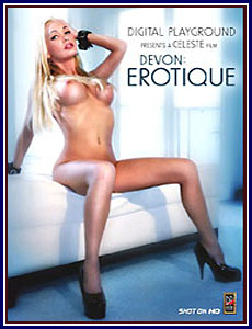 Devon Erotique Porn DVD