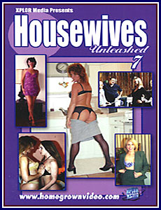 Housewives Unleashed 7 Porn DVD