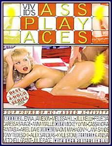 Ass Play Aces Porn DVD