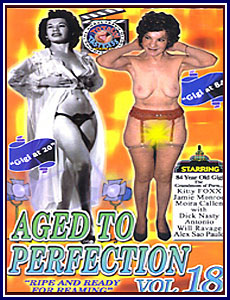 Aged to Perfection 18 Porn DVD