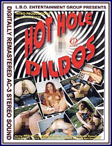 Hot Hole Dildos Porn DVD