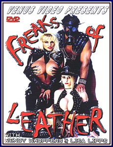 Hall Of Fame Award Winners Freaks Leather Adult Dvd