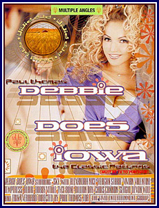 Debbie Does Iowa Porn DVD