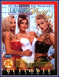 Dinner Party Porn DVD