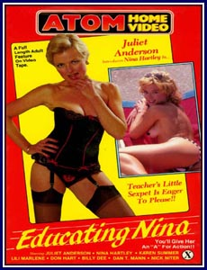 Educating Nina Porn DVD