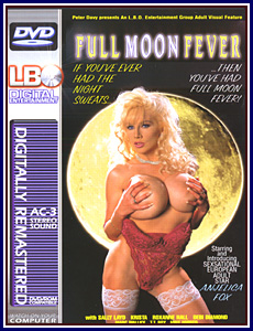 Full Moon Fever Porn DVD