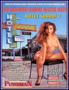 Hotel Sodom 3 Porn DVD