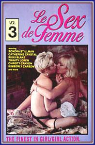 Le Sex De Femme 3 Porn DVD