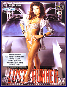 Lust Runner Porn DVD