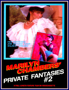 Marilyn Chambers' Private Fantasies 2 Porn DVD