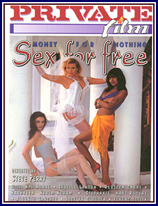 Private Film 10 DVD - Money for Nothing Sex for Free