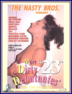 More Dirty Debutantes 23 Porn DVD