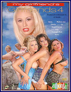 My Girlfriend's Girlfriends 4 Porn DVD