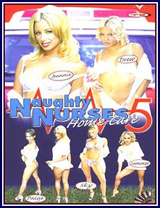 Naughty Nurses 5 Porn DVD