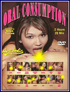 Oral Consumption Porn DVD