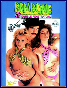 Rambone Meets the Double Penetrators Porn DVD
