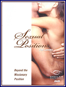 Sexual Positions For Lovers Porn DVD