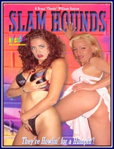Slam Hounds Porn DVD