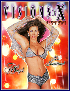 Visions of X Porn DVD