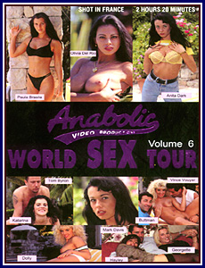 World Sex Tour 6 Porn DVD