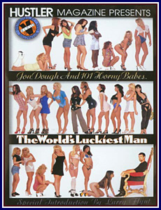 World's Luckiest Man Porn DVD