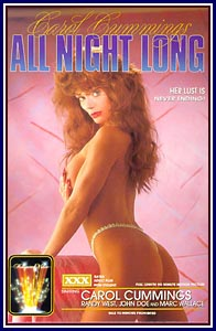 All Night Long Porn DVD