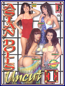 Asian Dolls Uncut Porn DVD