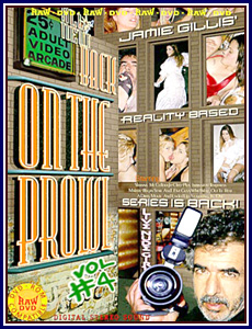 Back On the Prowl 4 Porn DVD